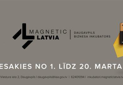 LIAA Daugavpils biznesa inkubators uzņem jaunus biznesa ideju autorus un uzņēmējus