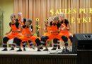 """Bērziņu pagasta  Porečje """"Saulespuķu svētki"""" 17.08.2019.Vita of dance- Kalkūnes pagasta deju kolektīvs"""