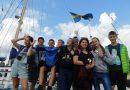 Kalkūnes pagasta jaunieši Stokholmā